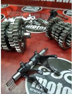 Caja de cambios para KTM...