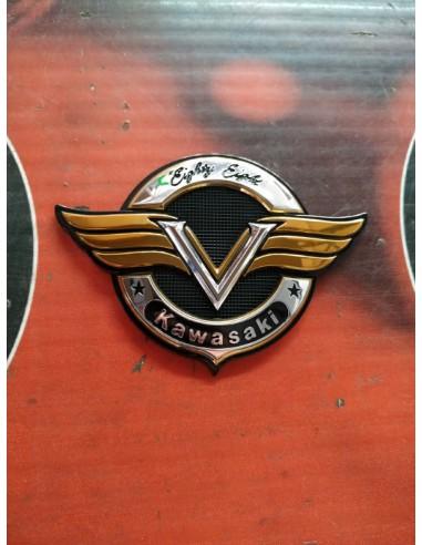Emblema del depósito para Kawasaki VN...
