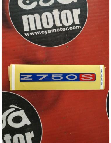 """Pegatina """"Z750S"""" para Kawasaki Z..."""