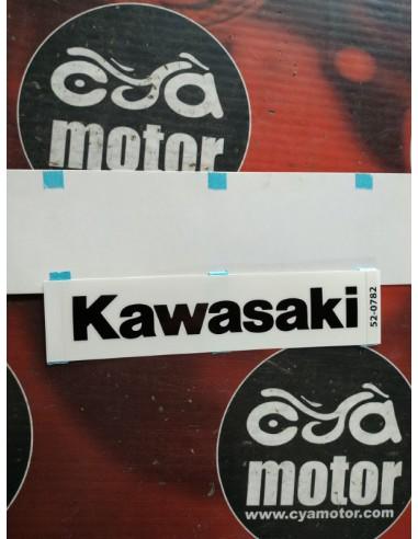 """Pegatina """"Kawasaki"""" para Kawasaki ER..."""