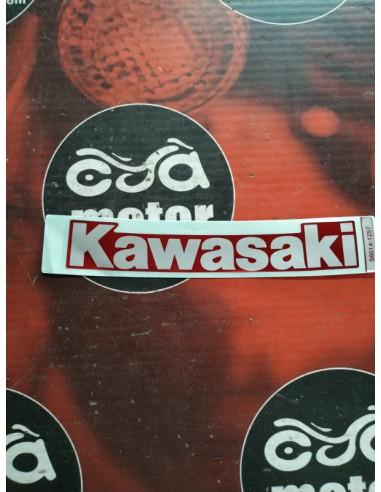"""Pegatina """"Kawasaki"""" para Kawasaki..."""