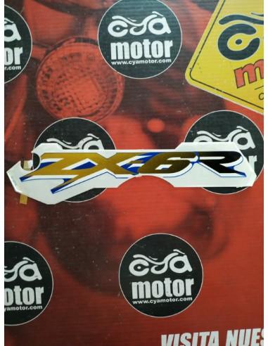 "Pegatina ""ZX-6R"" para Kawasaki Ninja..."
