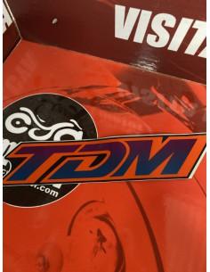 Pegatina Yamaha TDM850...